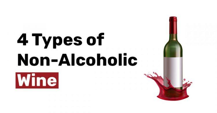 4 Types of Non Alcoholic Wine
