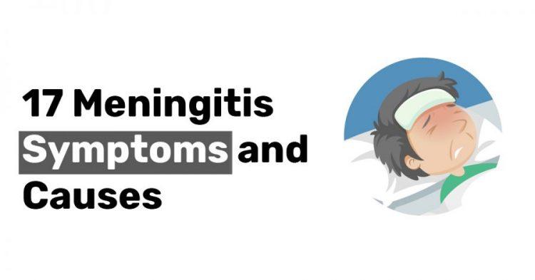 17 Meningitis Symptoms and Causes