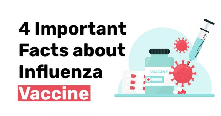 4 Important Facts about Influenza Vaccine