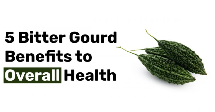 5 Bitter Gourd Benefits to Overall Health