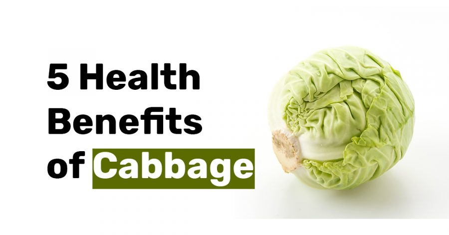 5 Health Benefits of Cabbage