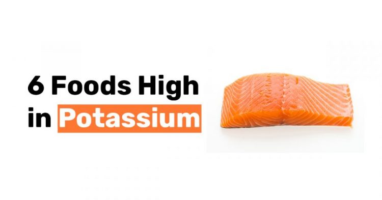 6 Foods High in Potassium