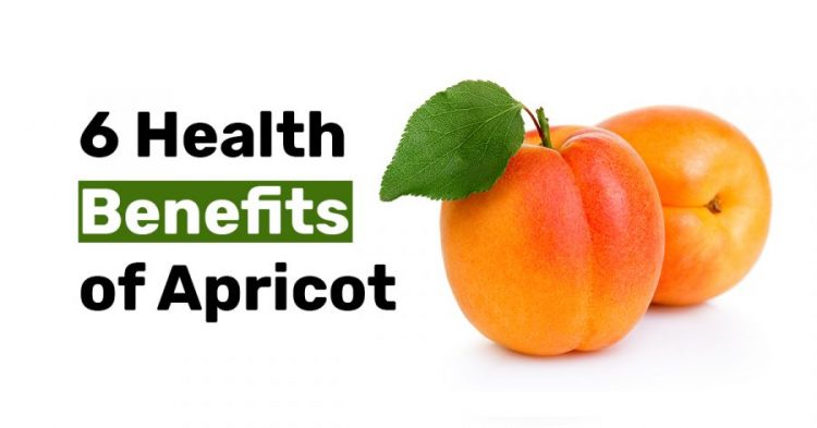 6 Health Benefits of Apricot