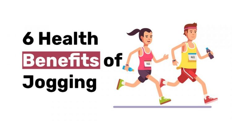 6 Health Benefits of Jogging