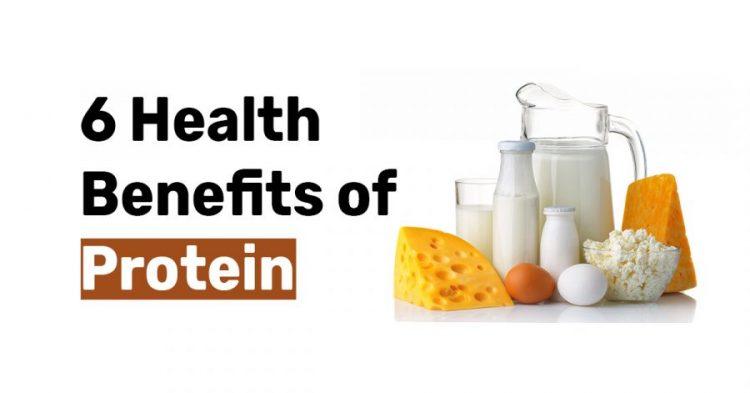 6 Health Benefits of Protein