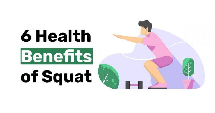 6 Health Benefits of Squat