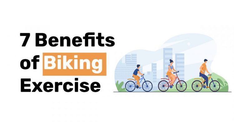 7 Benefits of Biking Exercise