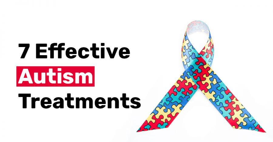 7 Effective Autism Treatments