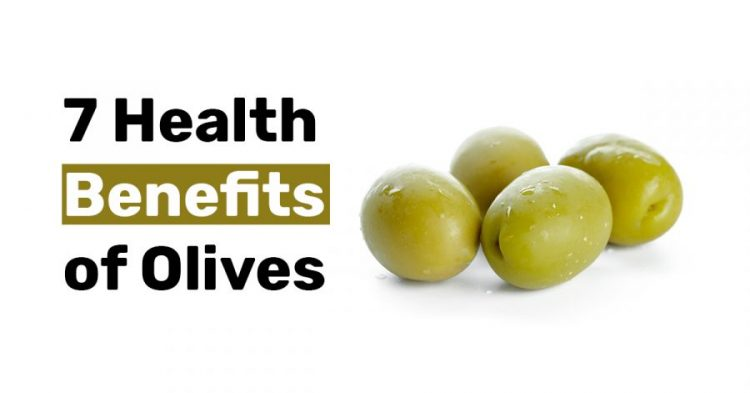 7 Health Benefits of Olives