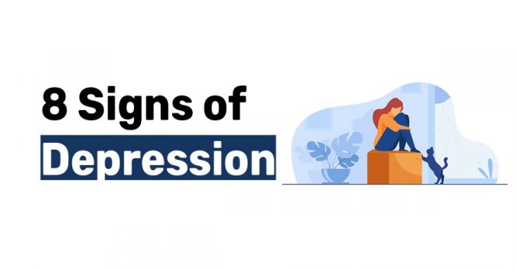 8 Signs of Depression
