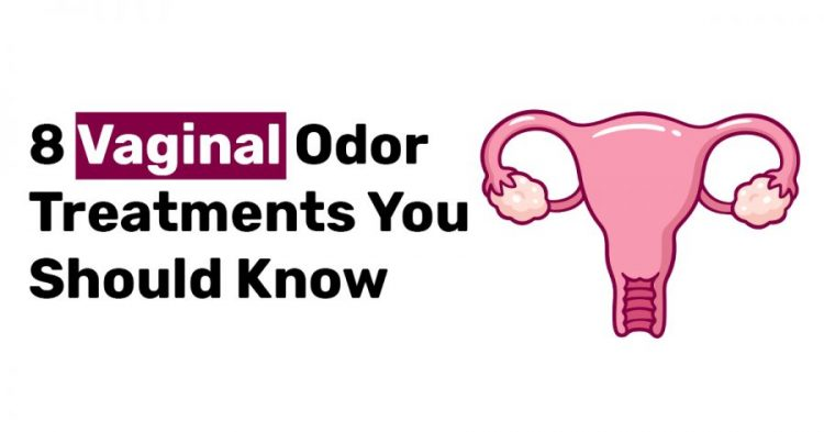 8 Vaginal Odor Treatments You Should Know