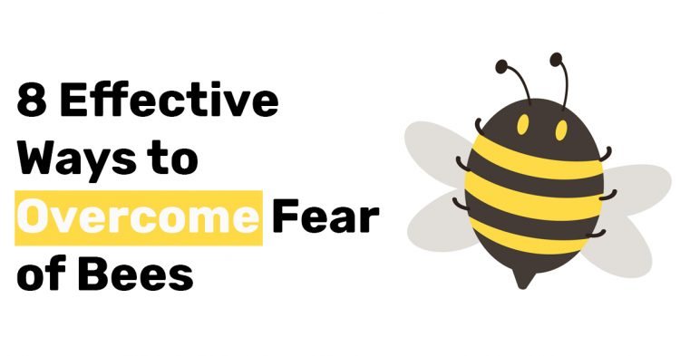 8 Effective Ways to Overcome Fear of Bees