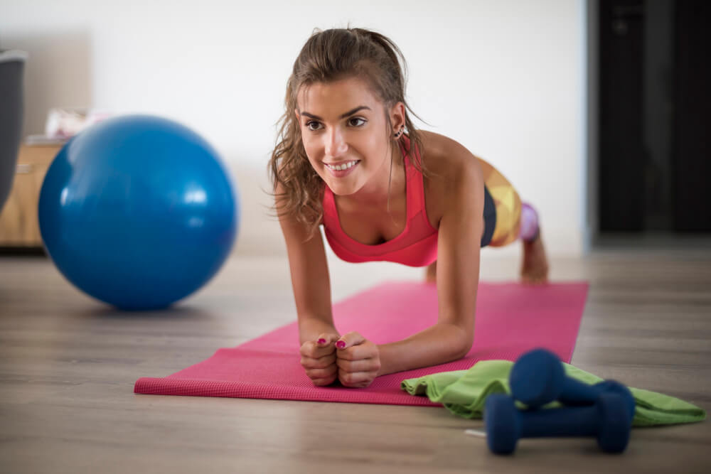 morning exercises is the best way to lose belly fat